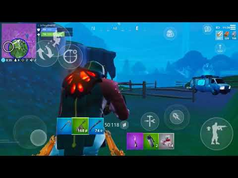 Test Game Fortnite Mobile On IPhone 6s
