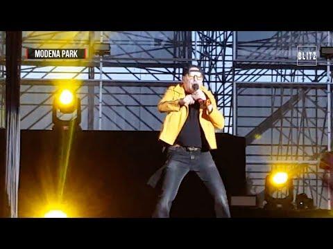 Vasco, in 220mila a Modena Park per un concerto da record