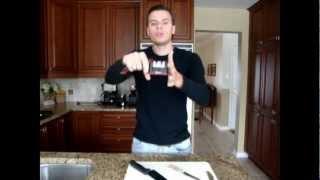 Deluxe Kitchen Knife Sharpener - Aiguisoir de Cuisine de Luxe