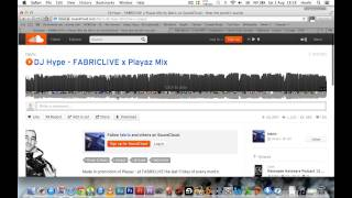 SoundCloud How to Part 2 - Share your Sounds On www.Dubplates.co.uk