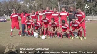 ربورطاج الرياضية|النسخة السادسة من دوري الصداقة المغربية السويسرية