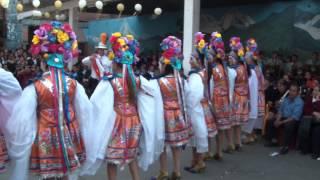 banda filarmonica con las anacas santa cruz parobamba y lucero de pomabamba parte 01
