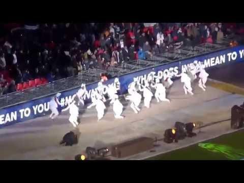 UK Welcome Modi - Wembley Stadium - Maher Raas