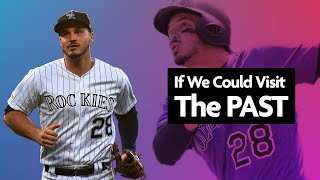Nolan Arenado (2019) - Analyzing his Advanced Defense at Third Base and Why it Makes Me Sad