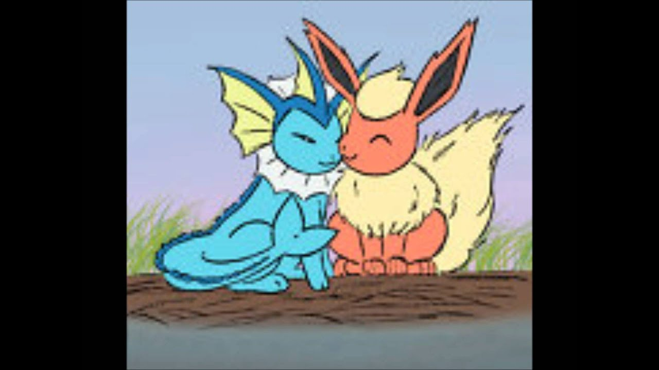A Vaporeon And Flareon Love Story Chapter 5 The Fight For Survival Youtube