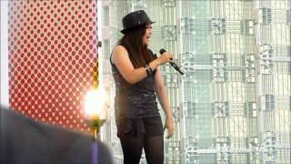"""Charice""""Louder""""Live in Japan 20110813"""