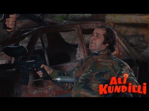 Ali Kundilli | Paintball da Vedat'a Hücum..