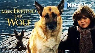 Mein Freund der Wolf (Abenteuerfilme Deutsch ganzer Film, ganze Filme auf Deutsch Abenteuer)