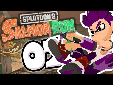SPLATOON 2 SALMON RUN #02 - SANTITHUR ET KIRB, DUO DE CHOC !