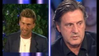 Daniel Auteuil et Jacques Dutronc - On n'est pas couché 20 octobre 2007 #ONPC