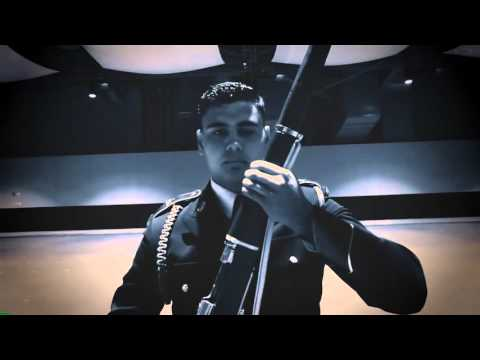 United States Army Drill Team Soloist