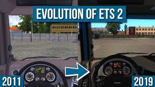 Truck&Trailers vs Euro Truck Simulator 2 | Evolution of ETS2 | Toast 🚚
