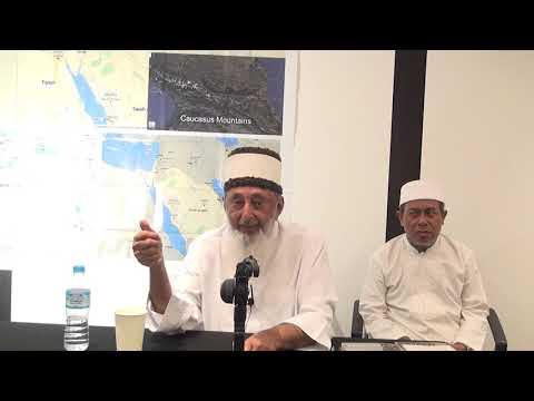 Sheikh Imran hosein dengan tema Ya'juj dan Ma'juj (Jakarta)