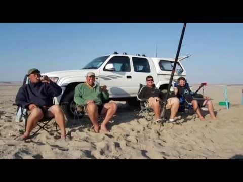Henties Bay Namibia - The Original Fishing Story