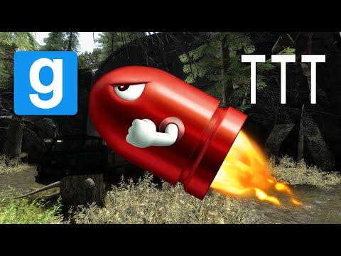 GMod: TTT - Fire the Missiles