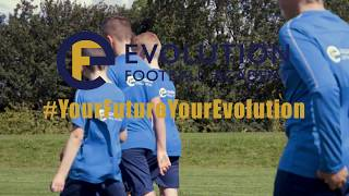 Evolution Football Coaching Promotional Video