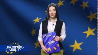"""Europe Today"" programme March 2017 part 2 (English subtitles)"