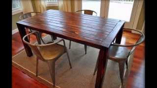 Buying A Farmhouse Table By Droppingtimber.com