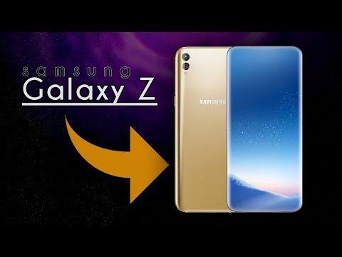 Samsung Galaxy Z - UFFICIALE! Altro che S9 e X