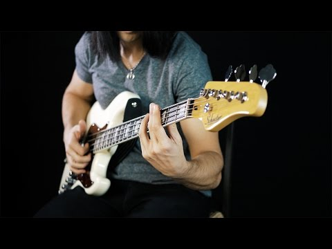 Download Youtube: Extreme and Crazy Slap Bass Solo (The Bass Wizard)