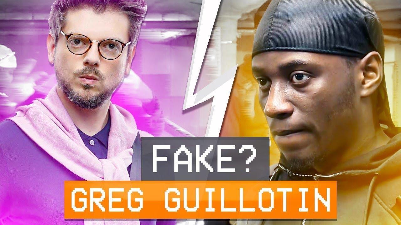 GREG GUILLOTIN FAKE LE PIRE STAGIAIRE ?! (La Vérité)