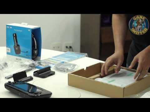 Review Wii U + Headset Kunai [Game Sniffer]