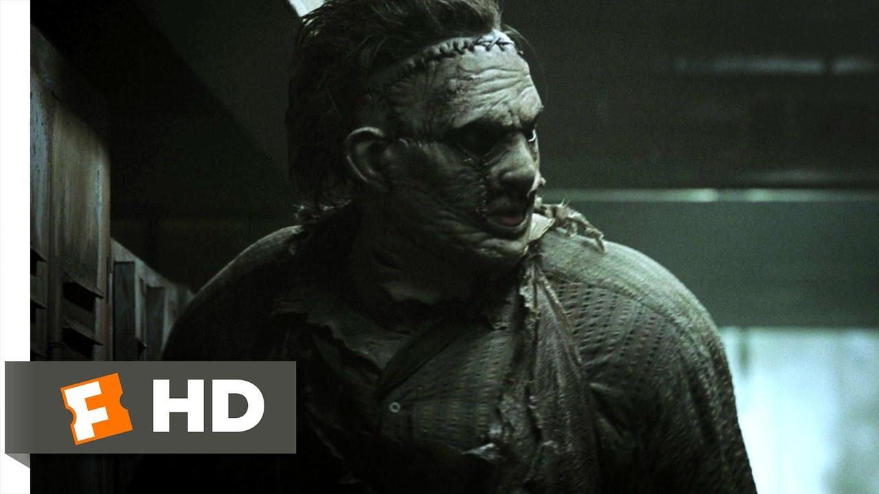 The Texas Chainsaw Massacre 5 5 Movie Clip Slice Of Revenge 2003 Hd Youtube