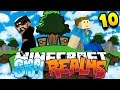 Minecraft: SKYREALMS CHALLENGE | KILL-A-THON CHALLENGE!![10]
