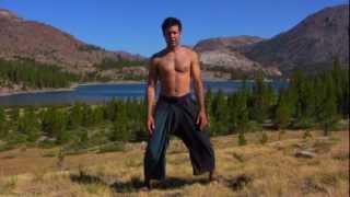 Iron Shirt Chi Kung:Horse Stance_2 Wellness Tip