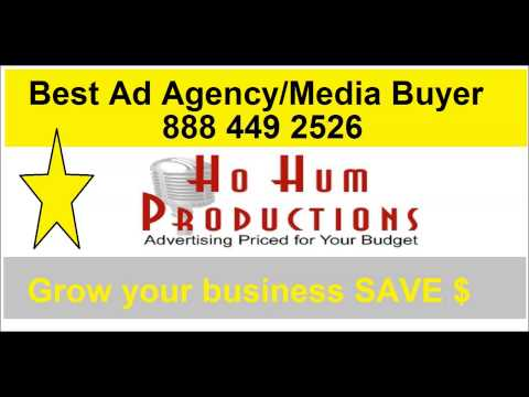 why hire an ad agency best advertising agency media buyer