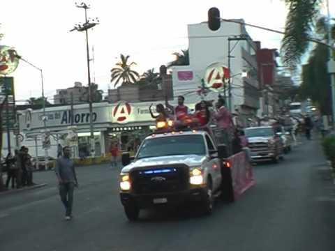 FERIA CUERNAVACA 2016 CABALGATA