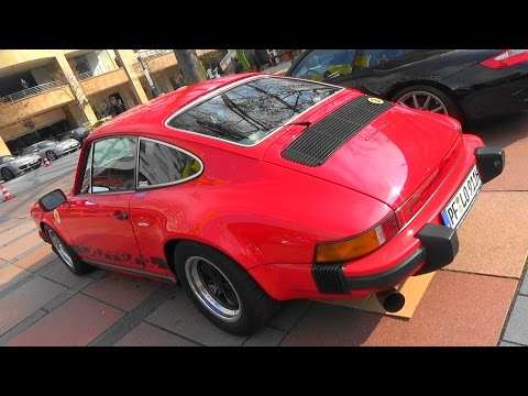 Porsche 911 Carrera 3.2 - Porsche Club Pforzheim South-West-