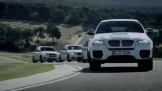 BMW M 550d xDrive für 5er, BMW X5 und BMW X6