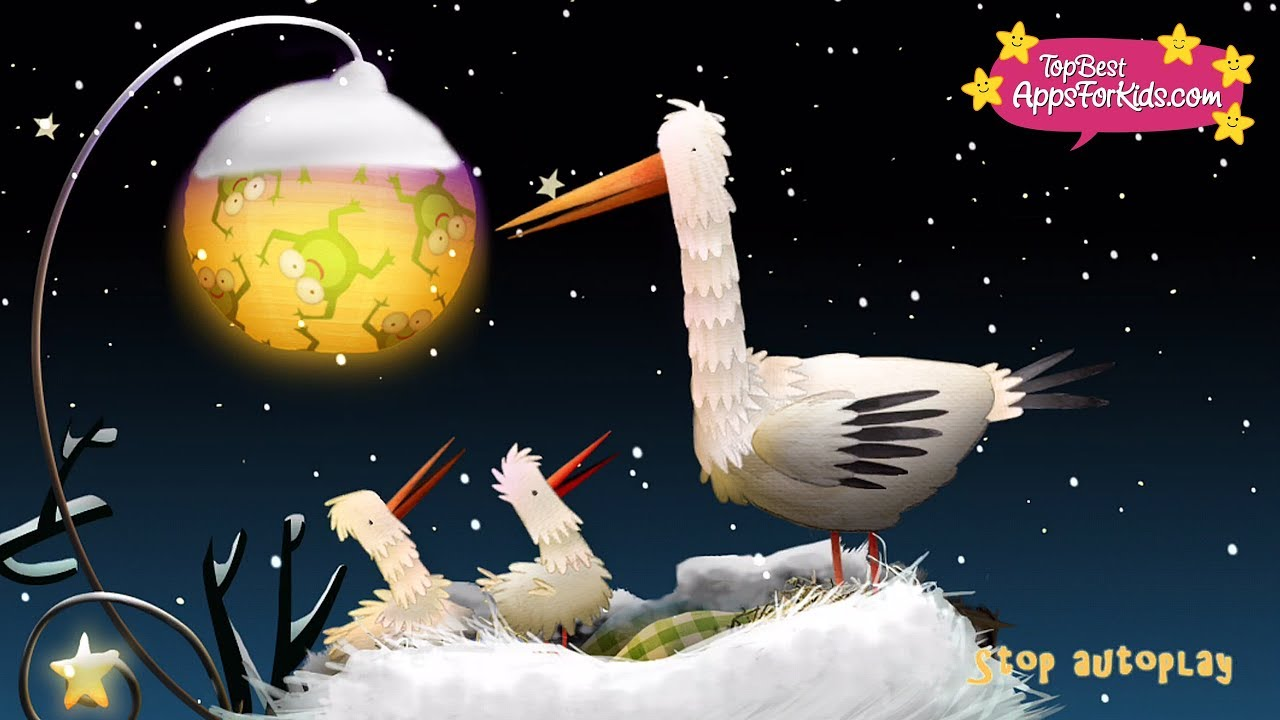 Nighty Night ❄ Winter Wonderland 💤 Bedtime Story + Lullaby Music for  Toddlers 3c9e0d891