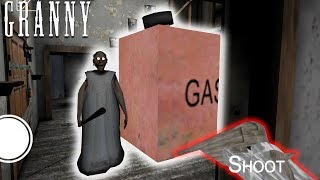 НОВАЯ СМЕРТЬ В ГРЕННИ ОТ ГИГАНТСКОЙ КАНИСТРЫ! - Granny
