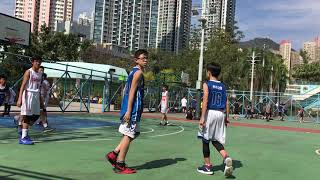 Publication Date: 2019-02-16 | Video Title: 20190216 樂然校際籃球邀請賽 聖道迦南vs金文泰 P
