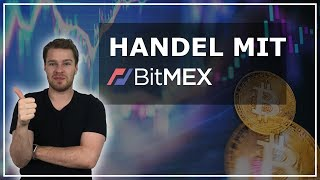 😁Bitcoin mit Hebel auf Bitmex handeln - Schritt für Schritt Anleitung💶