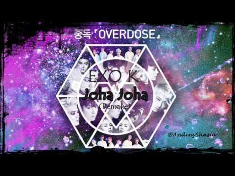 EXO Joha Joha remake lyrics [ROM+INA SUBS] [COLOR CODED+PICT]