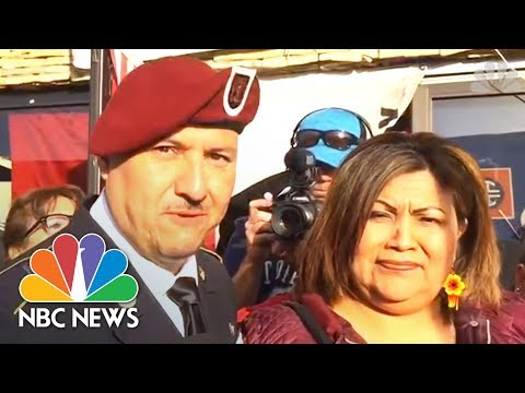 Deported Veteran Speaks Out Before Becoming US Citizen | NBC News