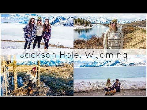 Jackson Hole, Wyoming Travel Vlog   As Told By