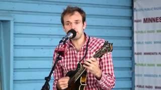 Chris Thile live from the MPR booth at the Minnesota State Fair