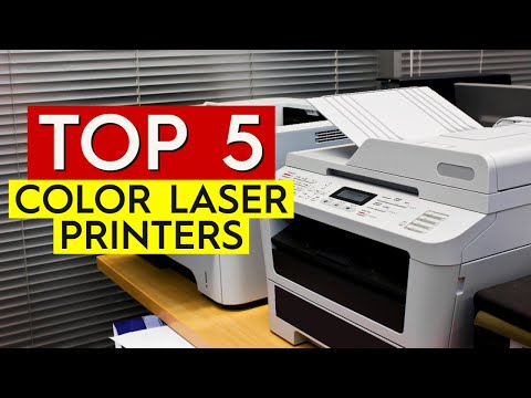 Best Laser Printer 2020.Top 5 Best Color Laser Printer 2020 Youtube