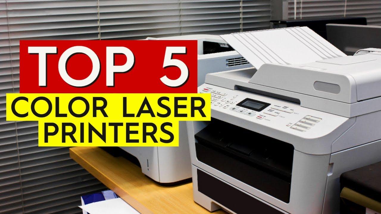 Best Home Printer Scanner 2020.Top 5 Best Color Laser Printer 2020