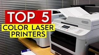 the best Color Laser Printers  HP Colour LaserJet - Samsung SL C430