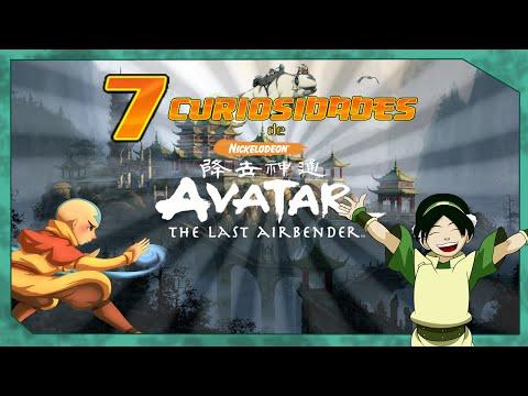 7 Curiosidades de Avatar la leyenda de Aang
