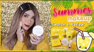 Summer Makeup - Review Sản Phẩm Mới Của Lemonade |Quách Ánh|