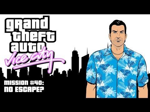 GTA Vice City - Malibu Club - Mission #40 - No Escape?