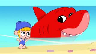 Super Shark ATTACK! + More Adventures | Kids Cartoons | Mila and Morphle - Official Channel