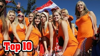 Top 10: Facts About The Netherlands