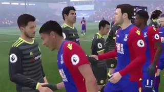 Chelsea vs Crystal Palace 1 - 2 All Goals & Highlights 2018 HD